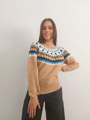 Suéter Cenefa